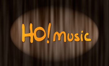 Logo de HO! Music